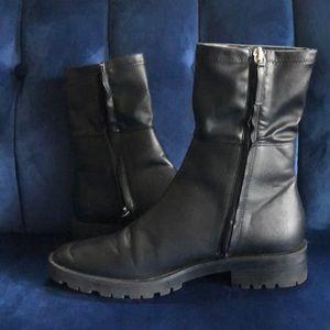 ZARA Basic Black Boots